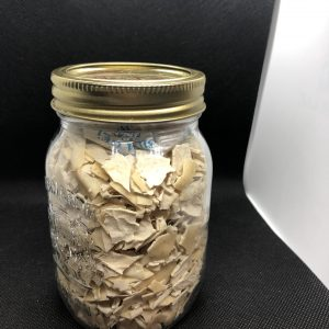 Dehydrated Sourdough Starter