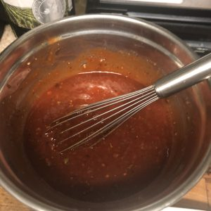 Rogues BBQ Sauce